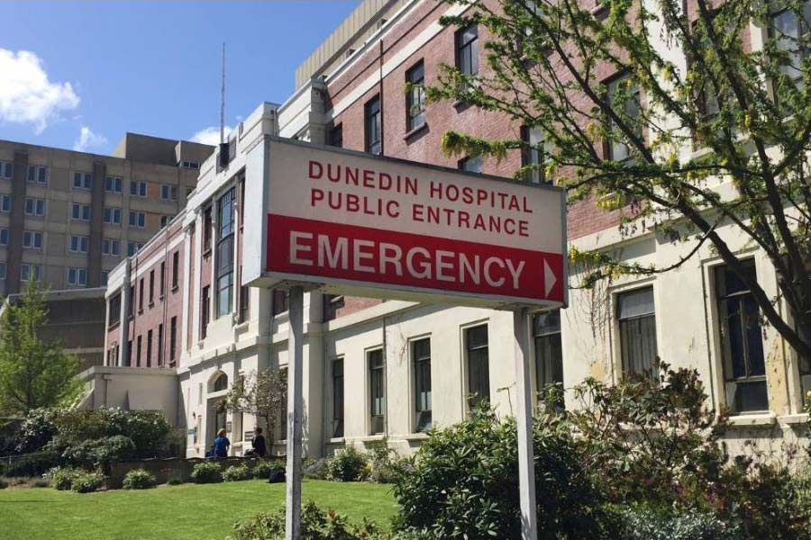 Southern DHB Project - maintaining and safely managing asbestos in the building
