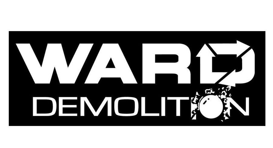 Ward Demolition Logo